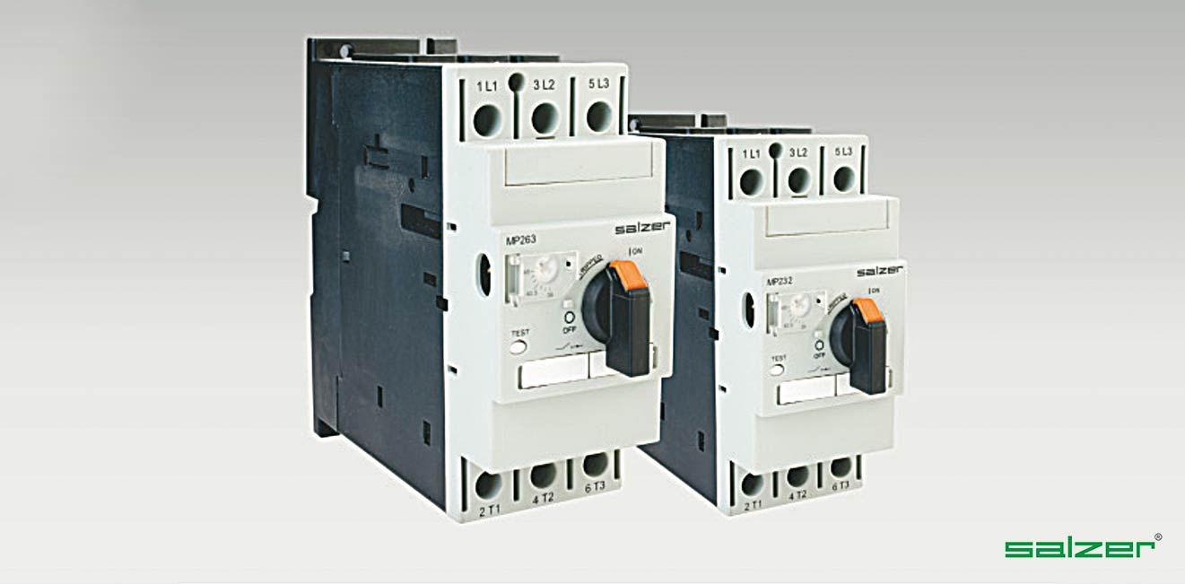 Motor Protection Circuit Breaker Control Products Wiring Intro