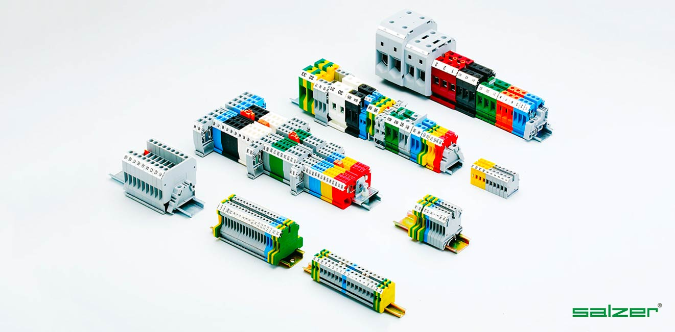 Terminal Blocks Supplier, Terminals Connectors Manufacturers